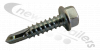 86403000 Keith Walking Floor Plank or Slat Seal Screw 8 x 2""