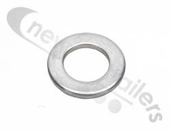 06260904 Keith Walking Floor M16 Washer for Workhorse Ram Cylinder Shim Horizontal Mounting.