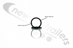 84376300 Keith Walking Floor Workhorse Ball Valve O-Ring.