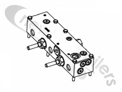 06202003 Keith Walking Floor KFD 425 Manifold Assembly