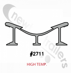 2711 Keith Walking Floor V9 Bolt Down Sub Deck 2527 For High Temperature Steel Floor