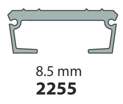 8222554404 Keith Walking Floor Plank 8.5 2255 Flat 13.500m Length Double Seal plank.