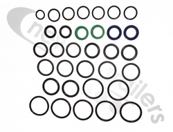 06074501 Keith Walking Floor KFD 425 Manifold Seal Kit