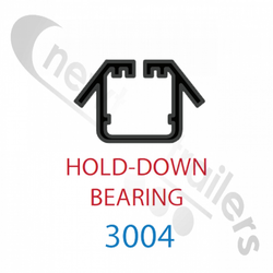 0300401 Keith Walking Floor Hold-Down Bearing 97mm for 24 plank systems